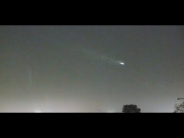 Над аэропортом Хитроу пролетело НЛО